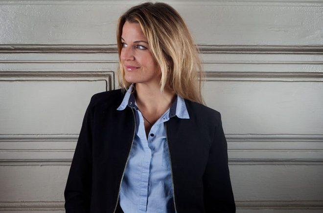 Jenny Bjuhr Berggren, kommunikationsdirektör på Bonnierförlagen.