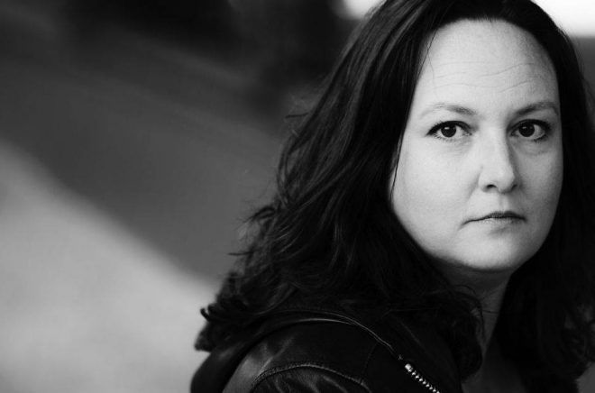 Jessica Schiefauer, författare. Foto: Ola Kjelbye