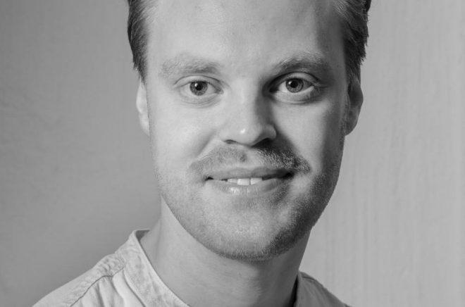 Jimmy Sjökvist, produktägare på Vulkanisterna. Foto: Pressbild