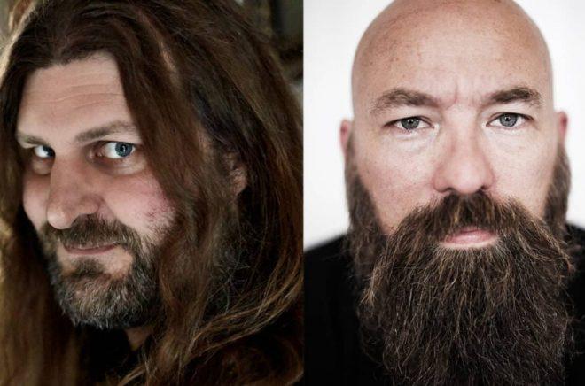 Orvar Säfström och Jimmy Wilhelmsson Foto: Bengt Alm/Lars Johansson