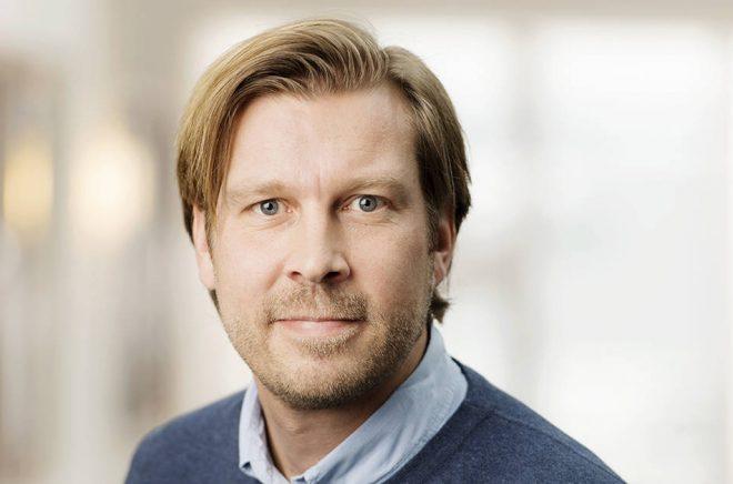 Johan Kollén Foto: Ola Kjelbye