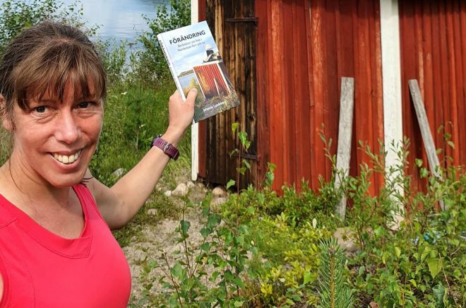 Johanna Lundeberg. Foto: Privat