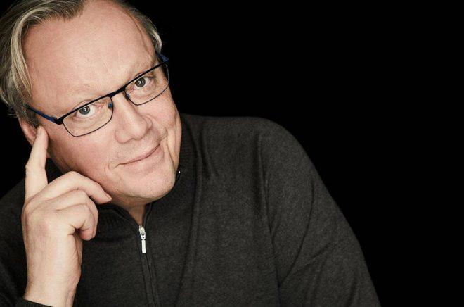 Författaren Jonas Jonasson. Foto: Anna-Lena-Ahlström