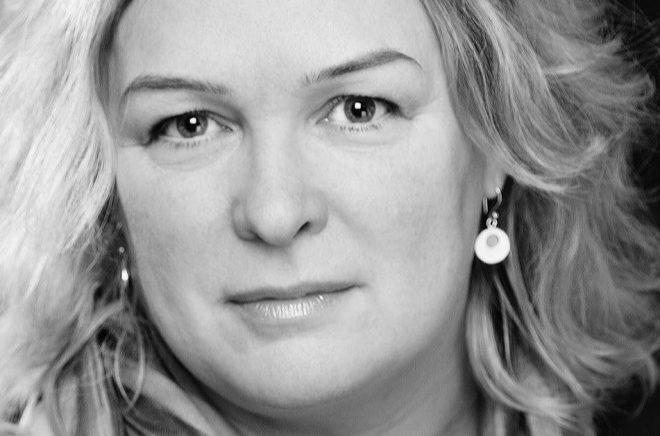 Karin Lemon, förläggare på Bonnier Carlsen. Foto: Bonnier Carlsen