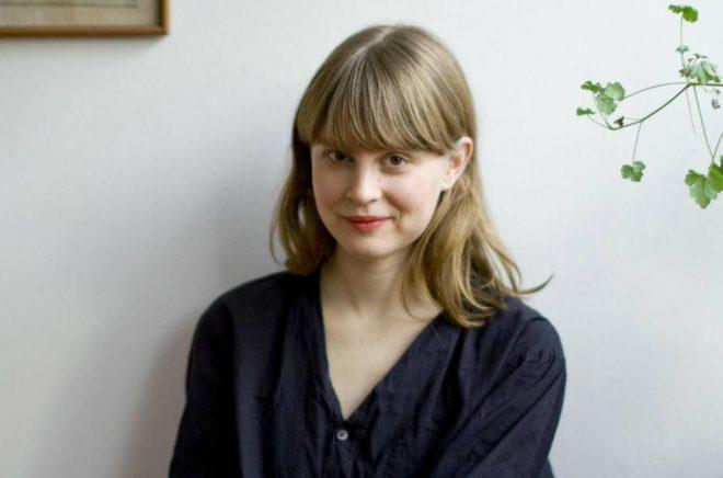 Karin Cyrén, illustratör och författare. Foto: Viet Cuong Truong