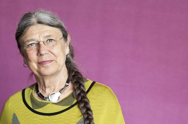 Karin Brunk Holmqvist Foto: Lina Ikse