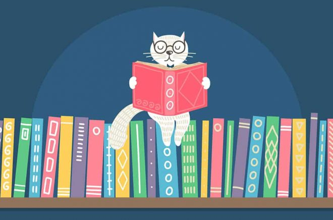 Brukar du titta efter förlagens loggor när du letar i bokhyllan? Kanske om du är författare eller jobbar på förlag. Men inte om du är vanlig läsare. Illustration: iStock.