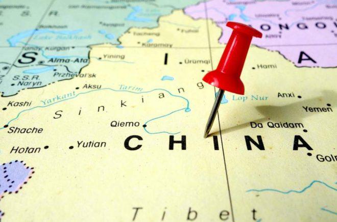 Det är svårt att trycka kartor i Kina. Foto: Istock