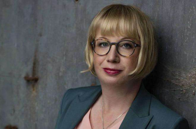 Kristina Ohlsson. Foto: Thron Ullberg