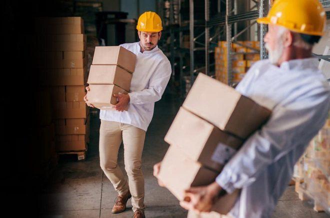 Egen distribution bokförlag