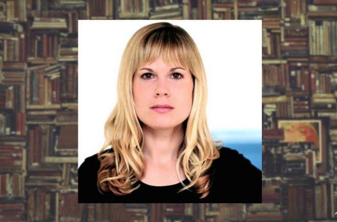 Debuterande författaren Lara Prescott utkommer på svenska 2020. Foto: laraprescott.com