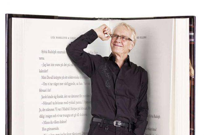 Lennart Bergström Foto: Kristoffer Lönnås