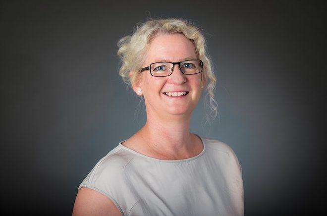 Lillemor Torstensson, verksamhetsansvarig på Sbi. Foto: Sbi