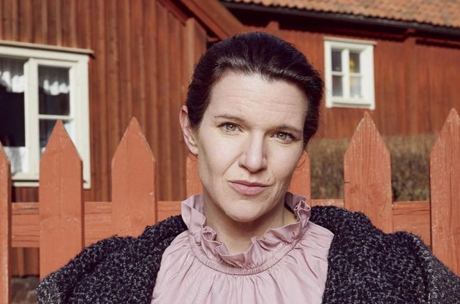 Lina Nordquist - författare, forskare och riksdagsledamot