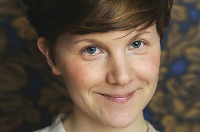 Lisen Adbåge, författare, illustratör och serietecknare. Foto: Linda Petersson