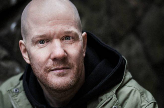 Mikael Strömberg, författare. Foto: Eva Lindblad