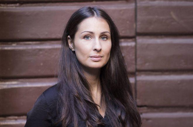 Madeleine Persson, Leopard förlag Foto: Leopard förlag