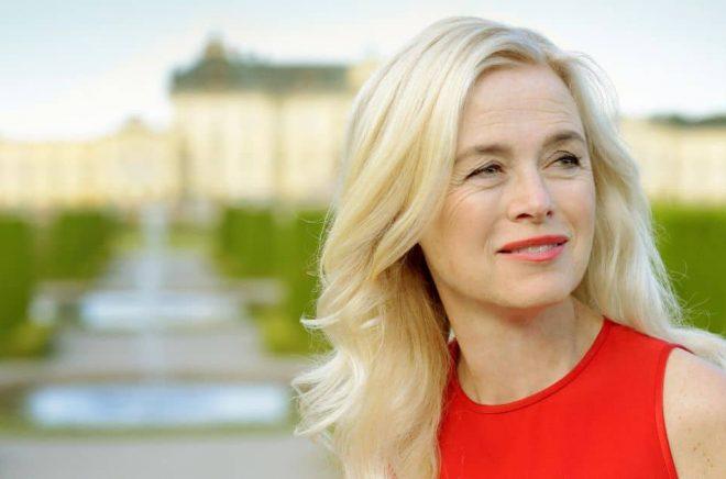Författaren Maria Ernestam. Foto: Richard Ryan