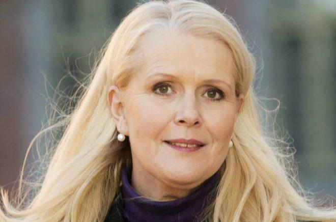 Maria Hamrefors, vd Akademibokhandeln.