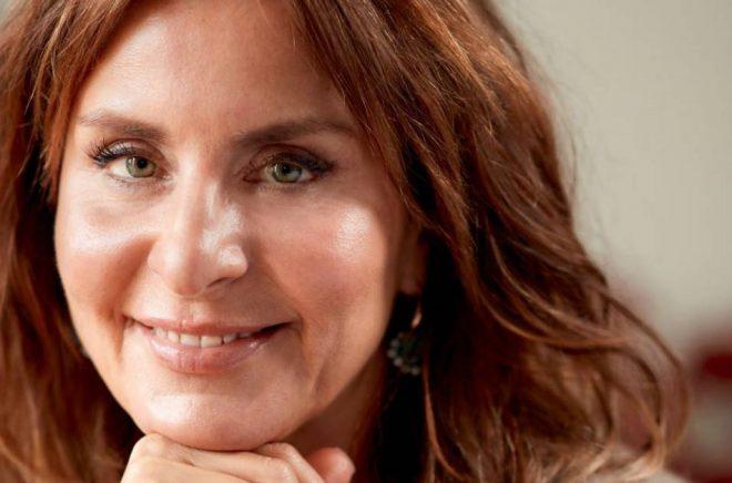 Maria Borelius, författare och vetenskapsjournalist. Foto: Robin Gautier