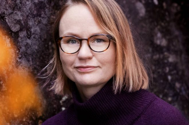 Maria Grundvall. Foto: Cata Portin