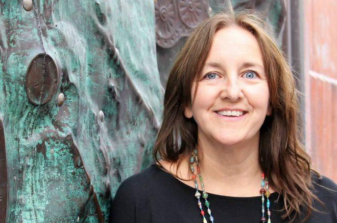 Marie Tomičić, vd för Olika. Foto: Pressbild