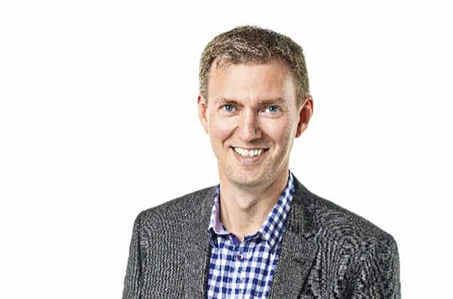 Mats Ingelborn Foto: Tobias Björkgren