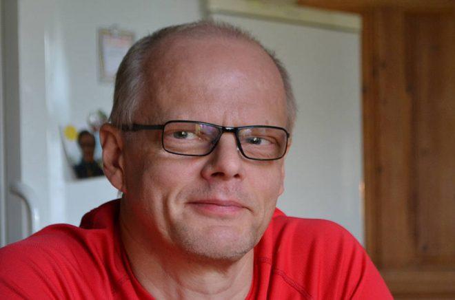 Mikael Andersson, Din Bok i Örebro. Foto: Privat