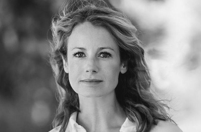 Mikaela Zabrodsky, jurist i Förläggareföreningen och ny styrelsemedlem i FEP. Foto: Charlie Bennet