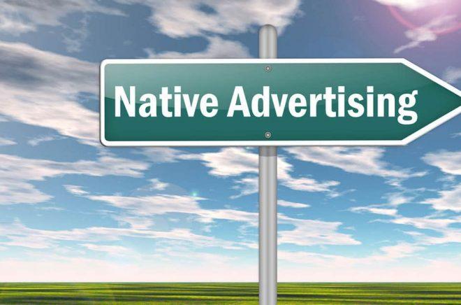 Är native-annonsering ett bra sätt att marknadsföra böcker och författare? Illustration: iStock