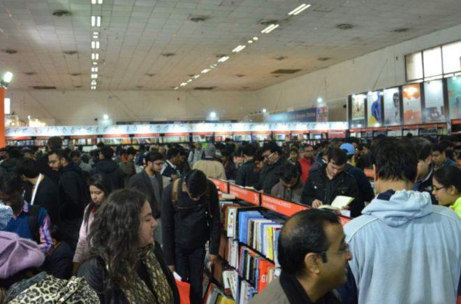Foto: New Delhi World Book Fair