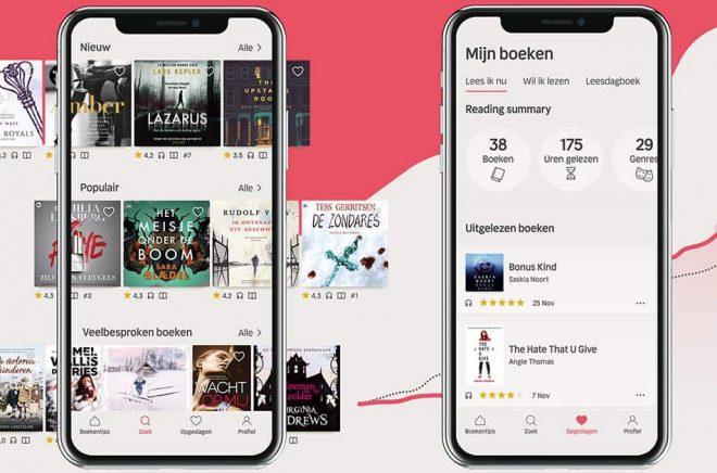 Nederländerna är nästa destination för Nextory på dess internationella resa. Idag lanseras den nederländska appen. Pressbild.
