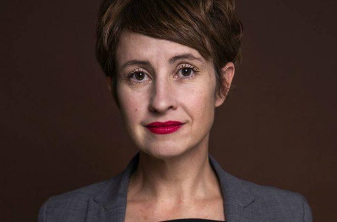 Nina Solomin. Foto: Pressbild