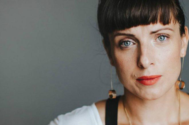 Nina Wähä är nominerad till Sveriges Radios Romanpris 2020 för sin bok Testamente. Foto: Kajsa Göransson