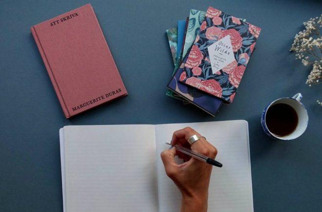 Tävlingsdax för dig som är sugen på att skriva en novell och bli utgiven på Novellix. Foto: Novellix
