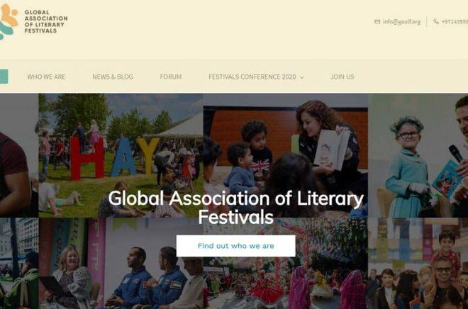 Global Association of Literary Festivals Unveiled är en ny internationell organisation för  litteraturfestivaler runtom i världen.