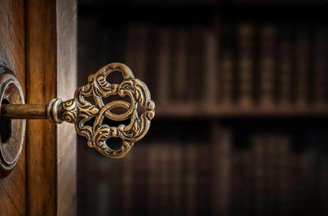 Vad är nyckeln till utgivning? Foto: iStock.