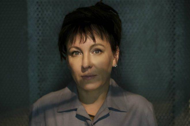 Författaren Olga Tokarczuk belönas med Man Booker International Prize. Foto: K. Dubiel/Polish Book Institute