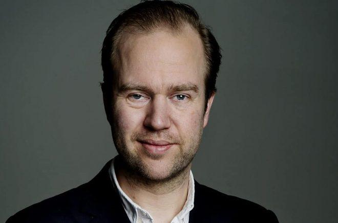 Olle Lidbom, Norstedts. Foto: Annika af Klercker