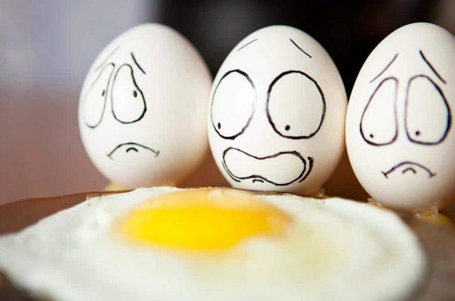 Många deckare innehåller ett mord. Men påskekrim behöver inte utspela sig under påsken. Foto: iStock.