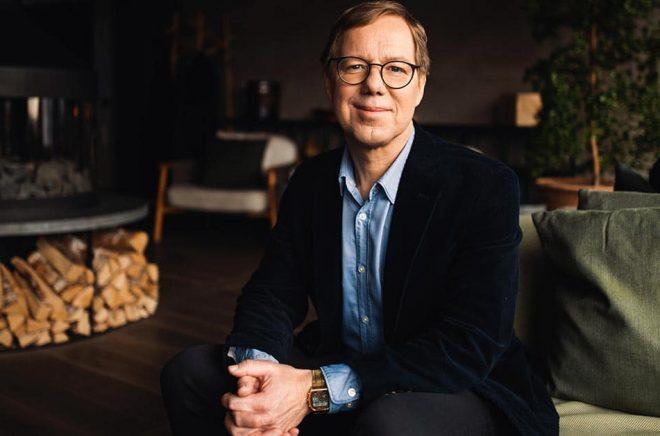Patrik Hadenius, förlagschef Norstedts. Foto: Kajsa Göransson.