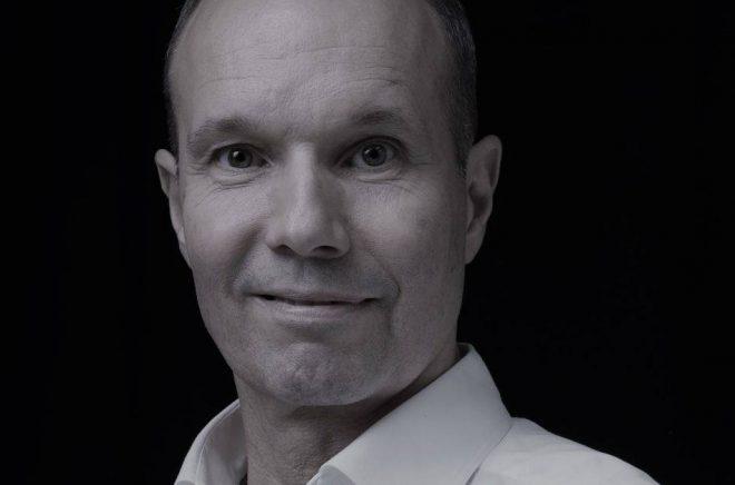 Pedro Pettersson, vd på Kartförlaget. Foto: Pressbild