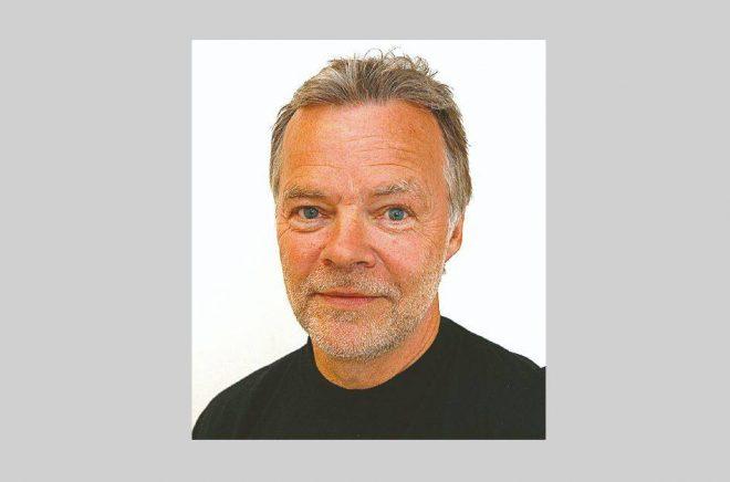 Pelle Wistén debuterar som författare. Foto: Privat
