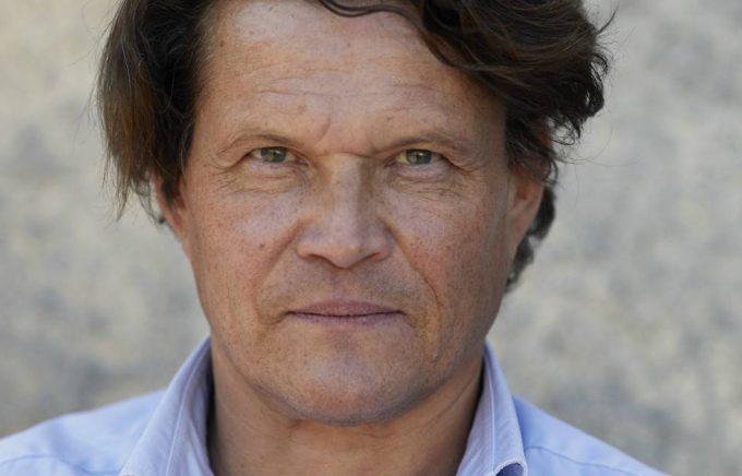 Per Morberg, kokboksförfattare. Foto: Erik Olsson.