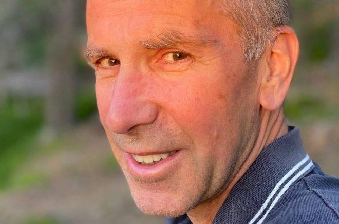 Peter Fredholm. Foto: Privat