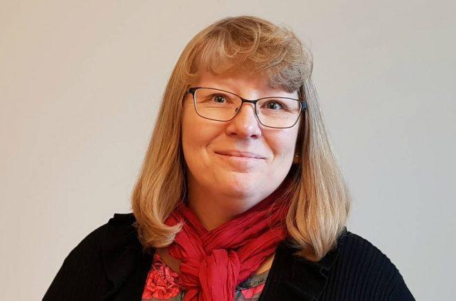 Maud Öquist driver företaget Pocketbox. Foto: Privat