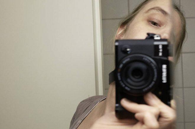 Jenny Rova, vinnare av årets Stora fotobokspris. Foto: Jenny Rova