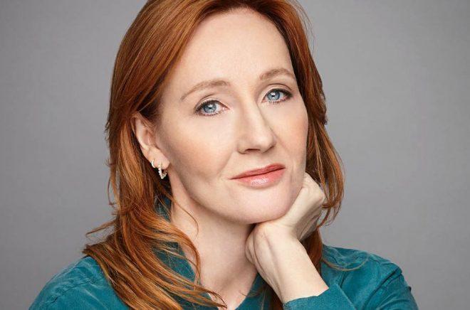 JK Rowling. Foto: Debra Hurford Brown © J.K. Rowling 2018