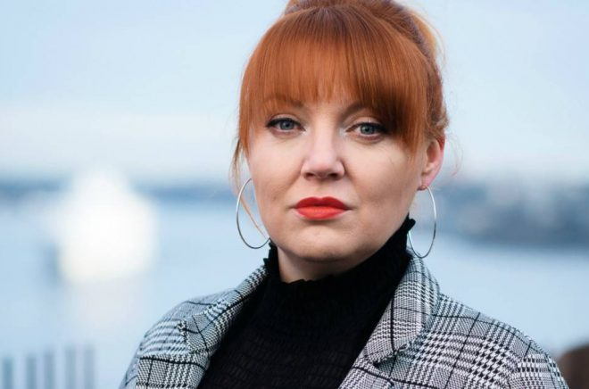 Lina Areklew. Foto: Stefan Tell