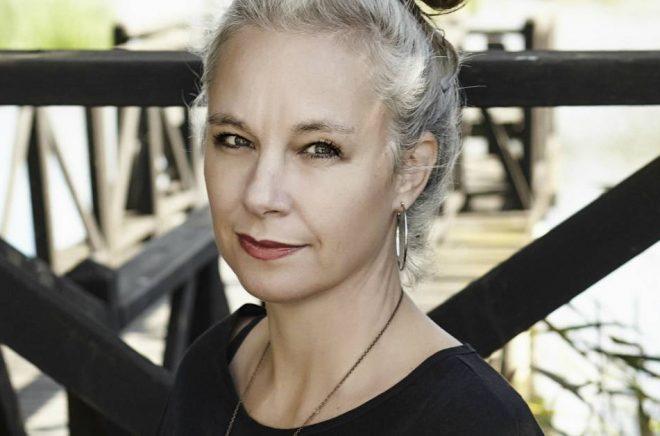 Författaren Sara Stridsberg. Foto: Irmelie Krekin